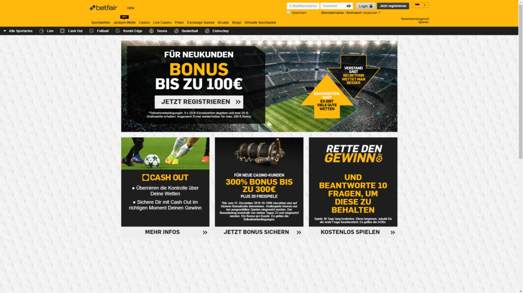 betfair-website
