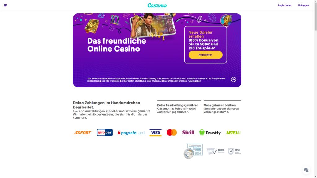 casumo-website