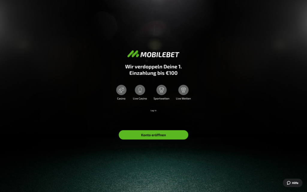 mobilebet casino website