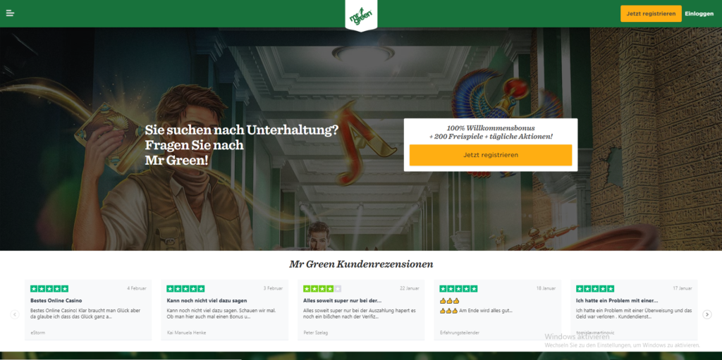 mrgreen-website