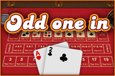 1×2-Gaming: Odd one in