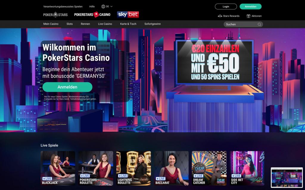 Pokerstars Casino Erfahrungen