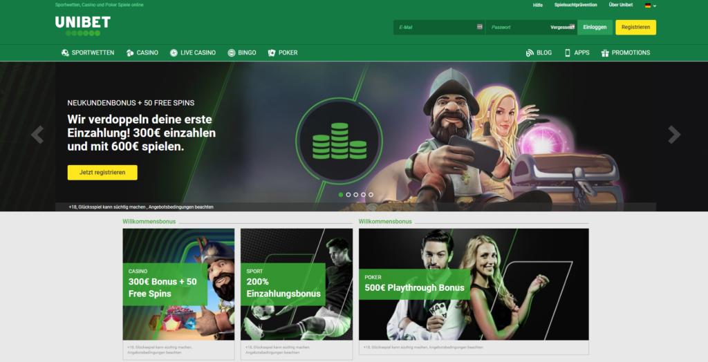 unibet-website