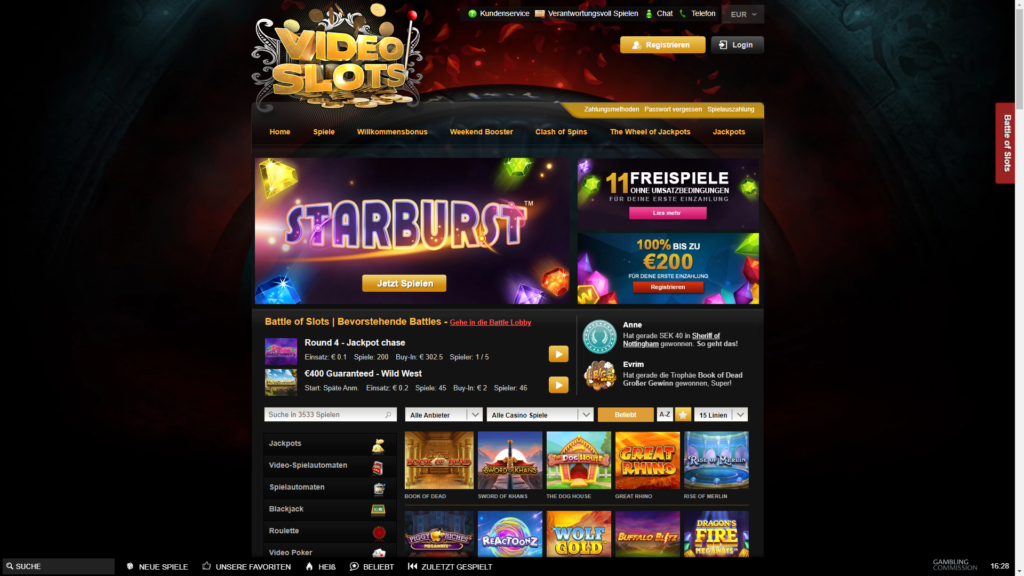 videoslots-casino-website